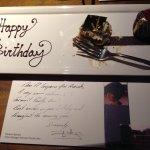 Birthday offering