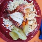 Lobster & Shrimp so good.