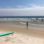 Cooper's Beach Foto