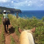 These cowboys! Add this to your Maui bucket list ... You'll be grateful you did. Feel the aloha.