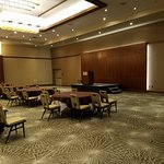 Conference room at the Westin
