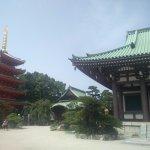 Tochoji Temple, Fukuoka, Japan