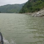 Chamera Lake Boating