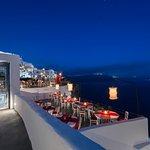 Lauda Restaurant by Night