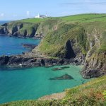 Coastal path to walk along, unbelievable views and sparkling blue water.