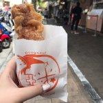亚米甜甜圈专卖店照片
