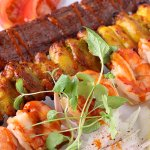 Our main focus is Iranian cuisine but our menu also includes Turkish,Indian and Middle eastern d