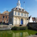 The Customs House on the River Great Ouse..