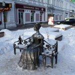 Любочка - жена одного из прошлых градоначальников Омска