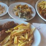 Πολύ νόστιμο σπιτικό ελληνικό φαγητό!Εξαιρετική εξυπηρέτηση!
