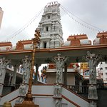 view of main temple