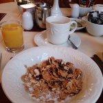Breakfast at Dover's Restover