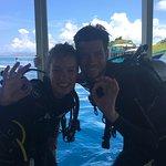 Diving Komodo