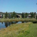 Gold Camp Cabins Foto
