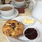 Foto van Tiny Tim's Tearoom