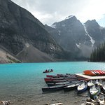 Canoe rental in included with your stay.