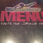 Menu touts to taste a real Jamaican vibe - not so!