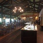 Foto de Peaks of Otter Lodge  Restaurant