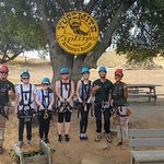 We had the BEST TIME EVER!!!!Thank you to Keely and Mark our instructors .They were absolutely a