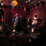 Glen David Andrews Band, the Jazz Club at Royal Sonesta