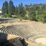 Amphitheater von Fiesole