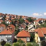 Beautiful Niš rooftops