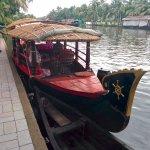 Foto de Bamboo Lagoon Backwater Front Resort