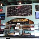 Biggie's Pizza Counter Area