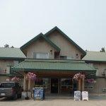 Foto de Glacier Mountain Lodge