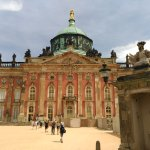 サンスーシ新宮殿の写真
