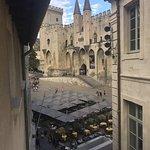 Photo de Hotel du Palais des Papes
