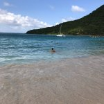 Photo de Anse Marcel Beach