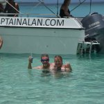 Foto de Captain Alan's Three Island Snorkeling Adventure
