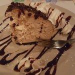 Delicious dessert.