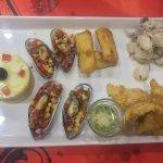 yummi seafood platter