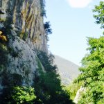 Rafting in Cetina Canyon