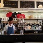 tipica caffetteria americana