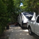 John Pennekamp Coral Reef State Park Campgrounds Aufnahme