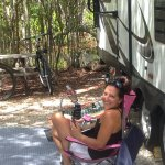 Photo de John Pennekamp Coral Reef State Park Campgrounds