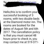 Diamond Motor Inn Foto