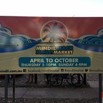 Welcome to the Mindil Beach Sunset Markets!