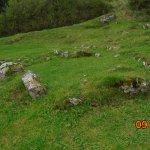 Paleolithic foundation stones