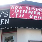 Now its open till 9:00 pm