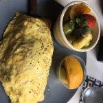 da wife's omlet