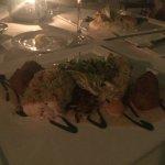 Lobster Crushed Grouper