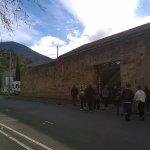 Outside Cascades Female Factory