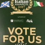Vote for us in Best Fish and Chip Shop Scottish Italian Awards. Thank you.