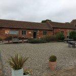 Sparrows Cafe & Farm Shop @Battlefield 1403