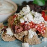 Delicious Greek starters