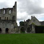 Much Wenlock Priory South Transept
